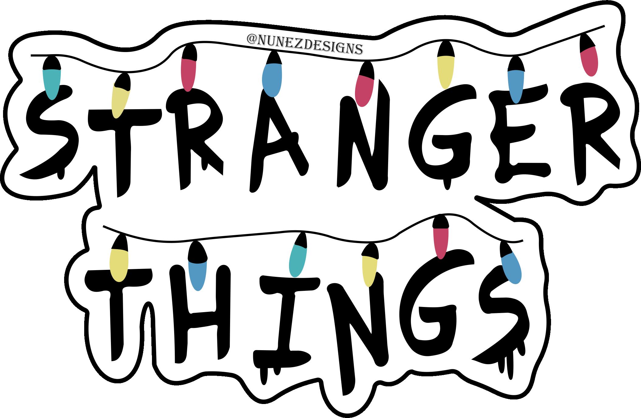 Stranger Thing Lights