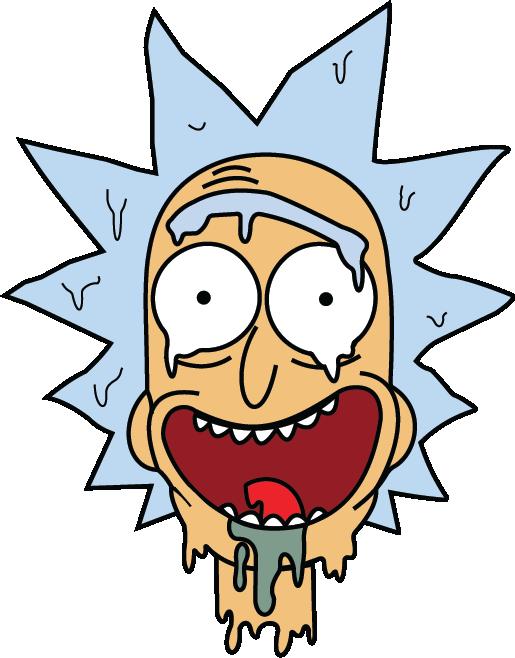Melting-Rick